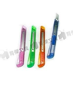 YJ-610 美工刀 小型 | 粉彩美工刀