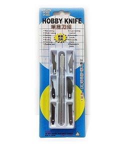 C-6011 筆刀 | 雕刻刀 (6款刀片組合)