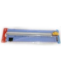 No.2028 大型(L) 滾動式裁紙刀 | 滾輪式切割刀 | 滑軌裁紙器(附標尺)