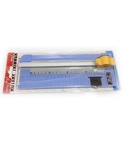 No.2027 小型(S) 滾動式裁紙刀 | 滾輪式切割刀 | 滑軌裁紙器(附標尺)