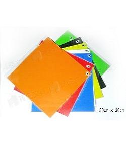 YJ 彩色軟性磁鐵 | 軟性磁鐵片 (無背膠)30x30cm