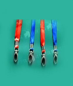 證件帶 | 吊掛帶 | 證件夾 (無印字) 扣環式 50入