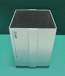 金隆興C2001 金屬-方型筆筒