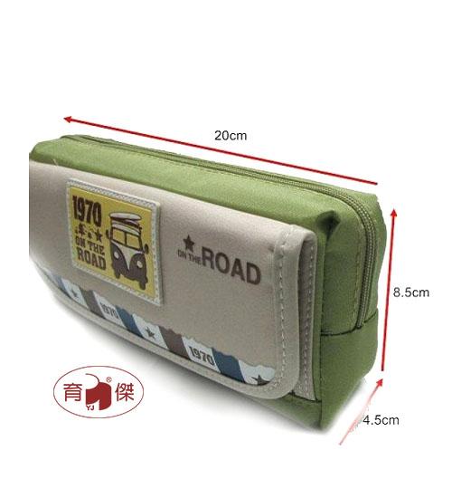 小精靈 BD-335-12筆袋   帆布筆袋