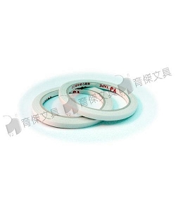YJ雙面膠帶 | 雙面綿紙膠帶6mm (1/4