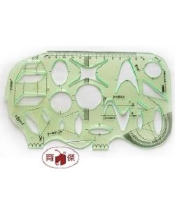 金絲猴No4316 數學學習模板