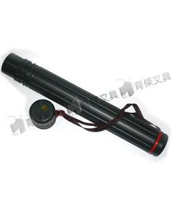 伸縮圖筒-大型 直徑約9cm 畫筒 | 製圖筒(背帶式)